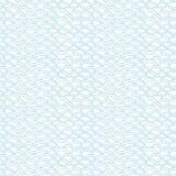 Hintergrund mit blauen Gestaltungselementen Nahtloses Muster Stockfotografie