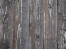 Hintergrund mit braunen hölzernen Planken Lizenzfreie Stockfotografie