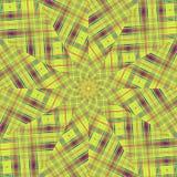 Hintergrund mit checkered Abbildung Lizenzfreies Stockbild