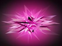 Hintergrund mit dunkelgrauen Metallschichten Vektorillustration RGB ENV 10 Lizenzfreie Abbildung