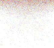 Hintergrund mit Farbtropfen vektor abbildung