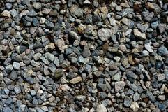 Hintergrund mit Felsen von vielen färben Lizenzfreie Stockbilder