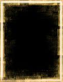 Hintergrund mit grunge Feld Stockfotos