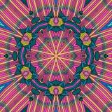 Hintergrund mit hellen Farben vektor abbildung