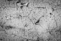 Hintergrund mit knisternder des Kopienraumes Effekt hoher Auflösung Draufsicht Nahaufnahmedetail des gebrochenen Lackes auf Wand  stockfoto
