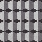 Hintergrund mit ledernen Mustern von verschiedenen Farben vektor abbildung