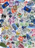 Briefmarken Stockfotos