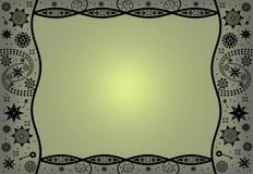 Hintergrund mit Muster Lizenzfreie Stockfotografie