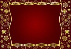 Hintergrund mit Muster Lizenzfreies Stockfoto