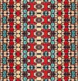 Hintergrund mit Muster des kleinen Blumenthreads Stockbilder