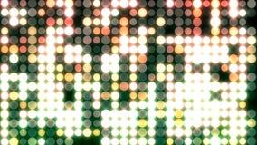 Hintergrund mit nettem Schein LED Lizenzfreie Stockfotografie