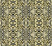 Hintergrund mit orientalischem Muster Stockfotos