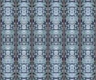 Hintergrund mit orientalischem Muster Stockbilder