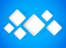 Hintergrund mit Quadraten vektor abbildung