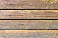 Hintergrund mit rustikalen hölzernen Planken Lizenzfreies Stockfoto