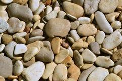 Hintergrund mit Steinen stockfotos