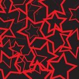 Hintergrund mit Sternen Stockbilder