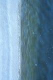 Hintergrund mit Wasser Stockfotos