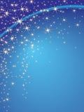 Hintergrund mit Weihnachtsthema Stockbilder