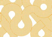Hintergrund modern Modischer abstrakter Steigungshintergrund Minimalistic-Design gestreiftes Wellenmuster stockfoto