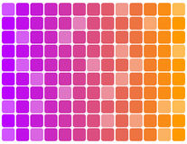 Hintergrund - multi Farbenwürfel Stockfoto