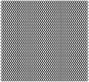 Hintergrund-Muster-Diamanten und Kreise Stockbild