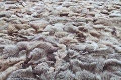Hintergrund- oder Beschaffenheitsbild des Pelzes In der Perspektive lizenzfreie stockfotografie