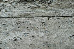 Hintergrund oncrete der grauen vagen Wand stockbilder