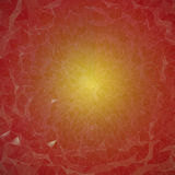 Hintergrund - rotes gelbes Mosaik Stockfoto
