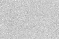 Hintergrund silbernes christma Stockfotografie