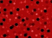Hintergrund spielt Weihnachtsrote schwarze Beschaffenheitszusammenfassung die Hauptrolle Lizenzfreie Stockfotografie