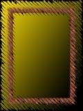 Hintergrund: Splitter-Dunkelheit Lizenzfreies Stockbild