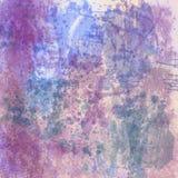 Hintergrund Surrealistischer Hintergrund Altes gelbes Papier auf dunklem Hintergrund lizenzfreie abbildung