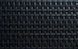 Hintergrund twined Schwarzes Stockbild