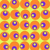 Hintergrund und Beschaffenheit des Auges Vektor Abbildung