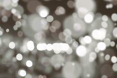 Hintergrund unscharfes bokeh Licht-Zeremonien Beleuchten Sie die Lichter nachts in den Feiern stockfotos