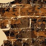 Hintergrund-Vektorillustration der Graffiti schöne abstrakte Lizenzfreies Stockbild