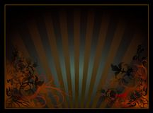 Hintergrund verziert Art Stockbilder