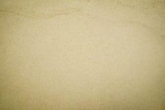 Hintergrund vom feinen Sand Lizenzfreies Stockfoto
