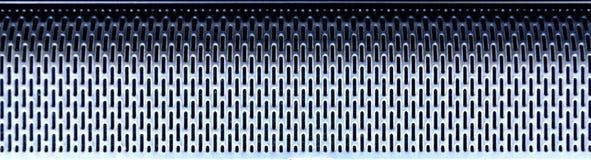 Hintergrund vom Metall Stockfoto