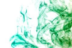 Hintergrund vom Rauche von vape Lizenzfreie Stockfotografie