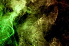 Hintergrund vom Rauche von vape Stockfoto