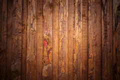Hintergrund von alten hölzernen Brettern Lizenzfreie Stockfotografie