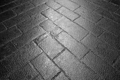 Hintergrund von braunen, beige und grauen Steinen Die alte Wand von ston Lizenzfreies Stockfoto