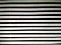 Hintergrund von dünnen weißen Latten Plastikgitter lizenzfreie stockfotos