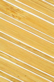Hintergrund von den Bambusplatten Stockfotos