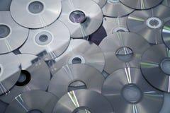 Hintergrund von den Digitalschallplatten Stockbilder