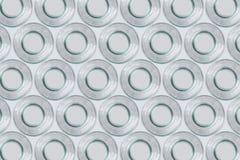 Hintergrund von den Kreisen Lizenzfreies Stockbild