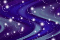 Hintergrund von den Seifenblasen lizenzfreie abbildung