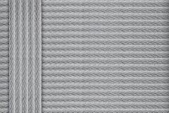 Hintergrund von den Stahlzeichenketten Stockfoto